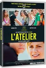 copertina film L'atelier