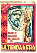 copertina film La tenda nera - Versione Restaurata (Collana Cineteca)