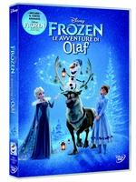 copertina film Frozen - Le avventure di Olaf