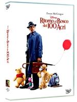copertina film Ritorno al Bosco dei 100 Acri
