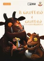 copertina film Il Gruffalò e Gruffalò e la sua piccolina (Cinemalibero) (DVD + Booklet)