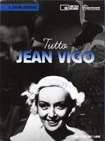 copertina film Tutto Jean Vigo (Il Cinema Ritrovato) (2 Blu-Ray Disc + 3 DVD + Booklet)