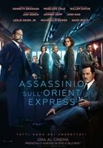 copertina film Assassinio sull'Orient Express (2017) (Blu-Ray Disc)