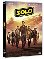 copertina film Solo - A Star Wars Story