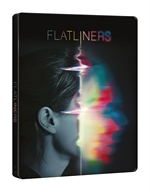 copertina film Flatliners - Linea mortale (Blu-Ray Disc - SteelBook)