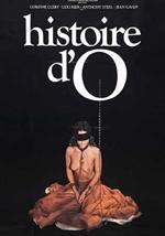 copertina film Histoire d'O (Blu-Ray Disc) (V.M. 18 anni)