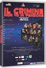 copertina film Il crimine non va in pensione