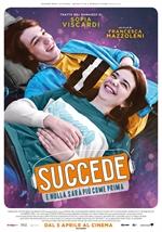 copertina film Succede
