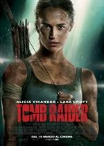 copertina film Tomb Raider 3D (Blu-Ray 3D)