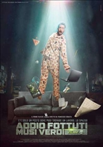 copertina film Addio fottuti musi verdi (Blu-Ray Disc)