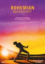 copertina film Bohemian Rhapsody (Blu-Ray Disc)
