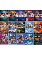 copertina film Bundle E.R. - Medici in prima linea - Anni 01- 15 (93 DVD)