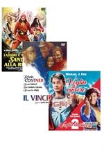 copertina film Bundle Quadrifoglio Dicembre 2017 (Esclusiva DVD-Store) (Blu-Ray Disc + 2 DVD)