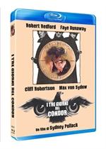 copertina film I tre giorni del condor (Blu-Ray Disc)