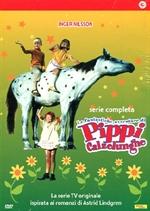 copertina film Le fantastiche avventure di Pippi Calzelunghe - Serie Completa (7 DVD)