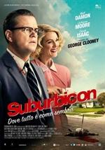 copertina film Suburbicon - Dove tutto è come sembra (Blu-Ray Disc)