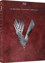 Vikings - Stagione 2 (3 Blu-Ray Disc)