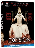 Excision - Limited Edition (Blu-Ray Disc + Booklet)