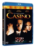 Casinò - 20th Anniversary Special Edition (Blu-Ray Disc)