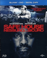 Safe House - Nessuno è al sicuro - Combo Pack (Blu-Ray Disc + DVD + Digital Copy)