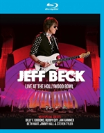 Jeff Beck - Live at the Hollywood Bowl (Blu-Ray Disc)