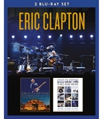 Eric Clapton - Slowhand at 70 + Planes, Trains And Eric (2 Blu-Ray Disc)