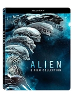 Alien 6-Film Collection (6 Blu-Ray Disc - SteelBook)
