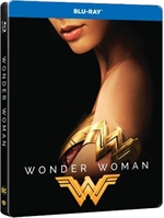 Wonder Woman (Blu-Ray Disc - SteelBook)