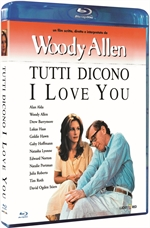 Tutti dicono I love you (Blu-Ray Disc)