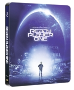 Ready Player One (Blu-Ray Disc - SteelBook)