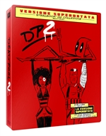 Deadpool 2 - Versione Superdotata (2 Blu-Ray Disc - SteelBook)