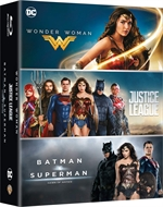 DC Comics Boxset (3 Blu-Ray Disc)