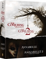 The Conjuring Collection (4 Blu-Ray Disc)