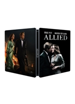 Allied - Un'ombra nascosta (Blu-Ray Disc - SteelBook)