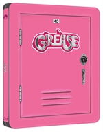 Grease Boxset 1 & 2 (2 Blu-Ray Disc - Locker SteelBook)