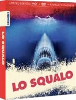 Dvd Store It Lo Squalo Limited Edition I Numeri 1 Blu Ray Disc Dvd Booklet Magnete