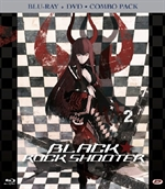 Black Rock Shooter - Vol. 2 (Blu-Ray Disc + DVD)