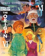 Mobile Suit Gundam - The Origin VI - Rise of The Red Comet - First Press Ltd Ed (Blu-Ray Disc)