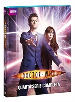 Doctor Who - Stagione 4 (4 Blu-Ray Disc)