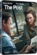 The Post (Blu-Ray Disc - SteelBook)