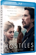 Hostiles - Ostili (Blu-Ray Disc)
