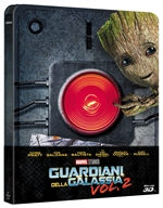 Guardiani della Galassia Vol. 2 (Blu-Ray 3D + Blu-Ray Disc - SteelBook)