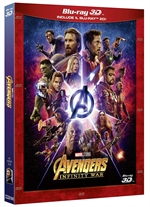 dvd-store.it: Avengers - Infinity War (Blu-Ray Disc)