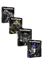 Bundle Transformers - Edizioni Limitate (8 Blu-Ray Disc - SteelBook)