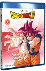 Dragon Ball Super - Box 1 (2 Blu-Ray Disc)