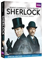 Sherlock - L'abominevole sposa - Special Edition  (2 Blu-Ray Disc + Booklet)